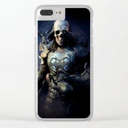 SOZA TT Clear iPhone Case