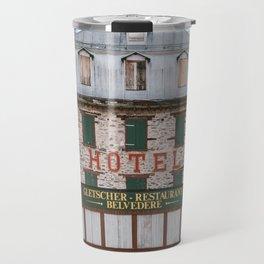 Hotel Belvedere, Switzerland Travel Mug