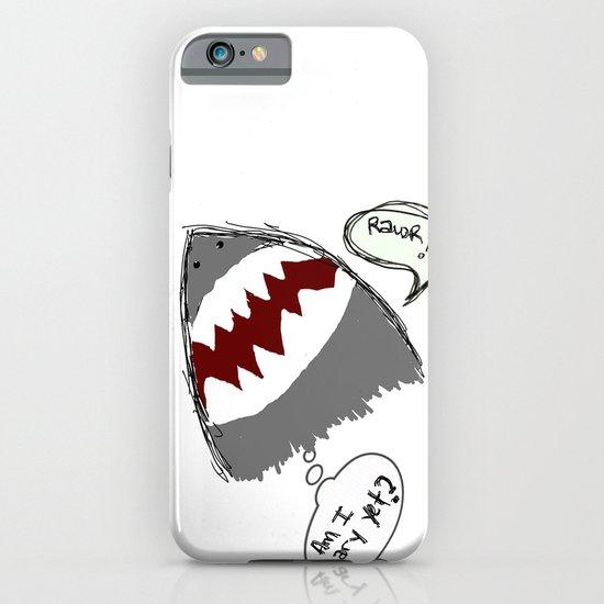 am i scary yet? iPhone & iPod Case