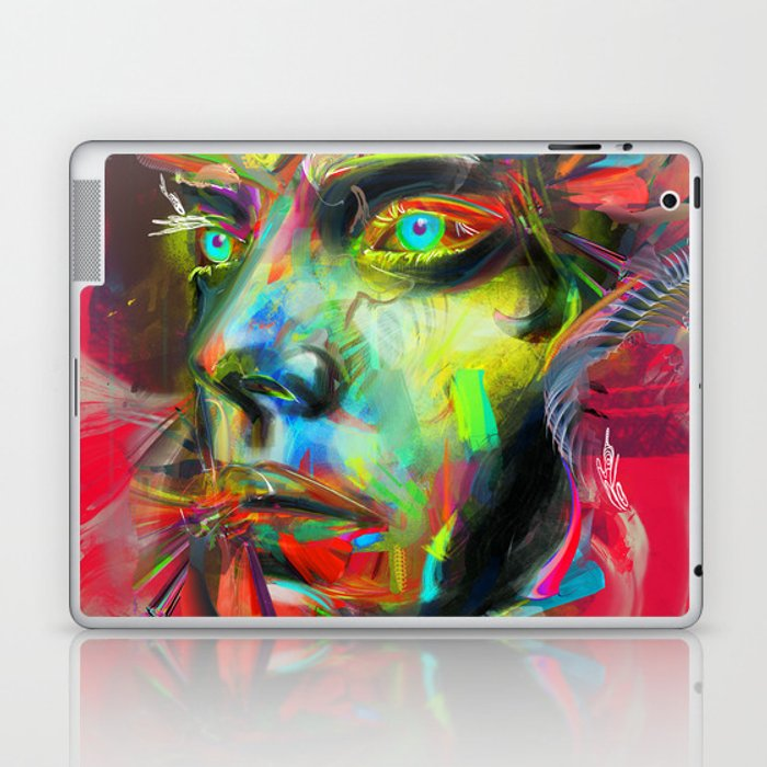 Rainscape Rhythm Laptop & iPad Skin