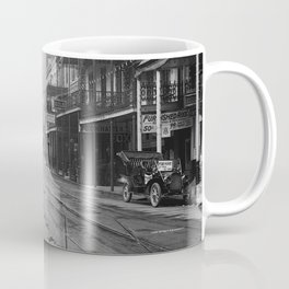 St. Charles Street from Canal, New Orleans, LA Coffee Mug