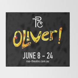 RTC - OLIVER Throw Blanket