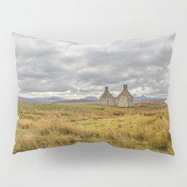 Derelict Cottage Pillow Sham