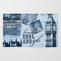 Anglophile Love Rug
