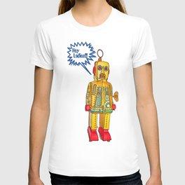 Smooth Robot T-shirt