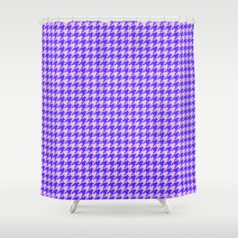 New Houndstooth 02191 Shower Curtain