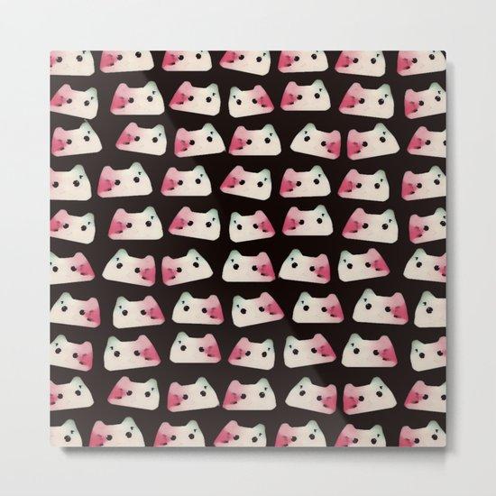 cats-337 Metal Print