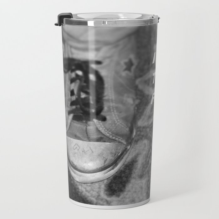 Ratty Converse Travel Mug