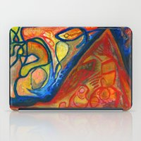 beth hoeckel iPad Cases featuring Accepting Truth by Beth Ann Short by Beth Ann Short
