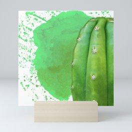 San Pedro Cacti Mini Art Print