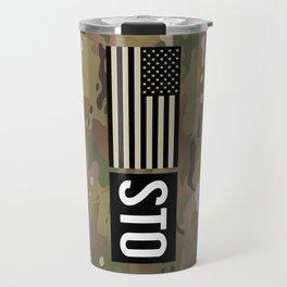 STO (Camo) Travel Mug