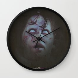 Exorcist Wall Clock
