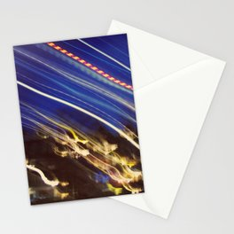Amsterdam lights Stationery Cards