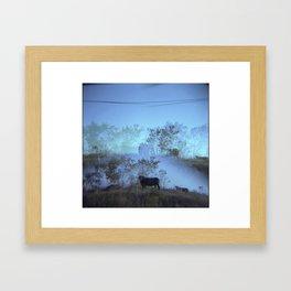 Experiment no. 314 Framed Art Print