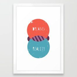 Sweet Spot Framed Art Print
