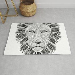 Elilia Lion Rug