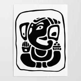 Shri Ganapati Poster