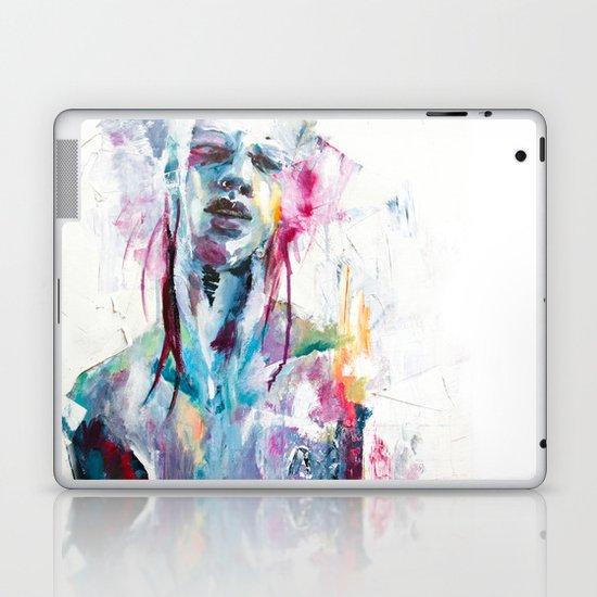 nothing is enough Laptop & iPad Skin