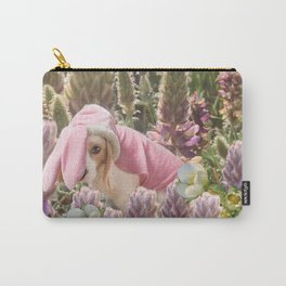 Hoppy Spring Carry-All Pouch