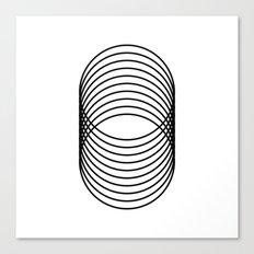 Grid 03 Canvas Print