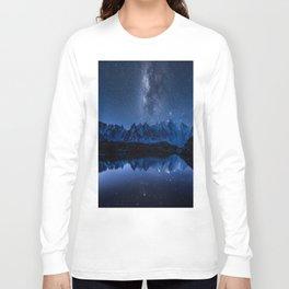 Night mountains Long Sleeve T-shirt
