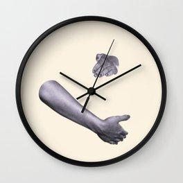 The sweet wait - La dulce espera Wall Clock