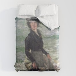 Paddle Petermannchen - Lovis Corinth Comforters