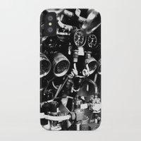 submarine iPhone & iPod Cases featuring Submarine valves by Falko Follert Art-FF77