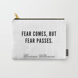 68     Marianne Williamson Quotes   190812 Carry-All Pouch