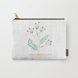 Siembra Amor Carry-All Pouch
