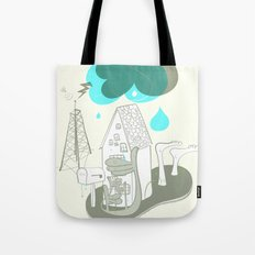 The Edge of Un-remarkable Tote Bag