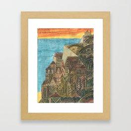 Crystal City 12-13-09a Framed Art Print