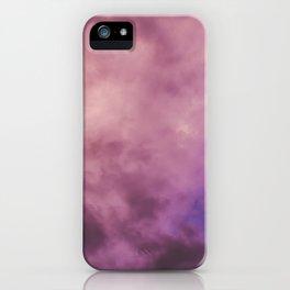 Ultraviolet Dreams iPhone Case