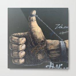 Thumbs Up? Metal Print