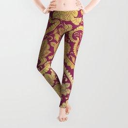 Seamless Art - 1 Leggings