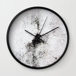 The Right Spot Wall Clock