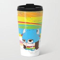 Buffa Buffalina Metal Travel Mug