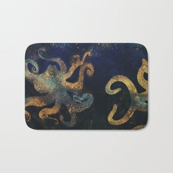 Underwater Dream II Bath Mat