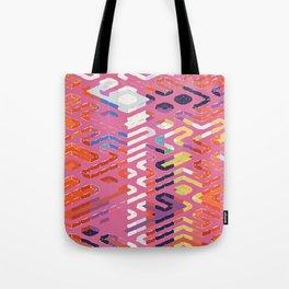 Random Complication Tote Bag