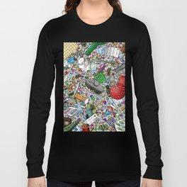 Addicted Long Sleeve T-shirt