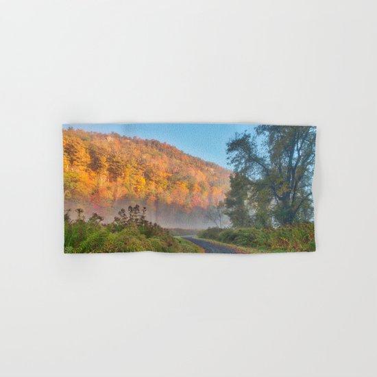 Misty Autumn McDade Trail Hand & Bath Towel