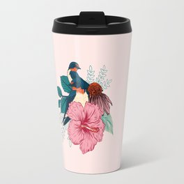 Barn Swallows Travel Mug