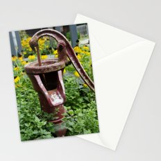The Water Pump Stationery Cards