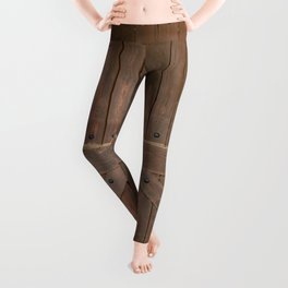 Brown Door Leggings