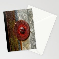 Rusted Washer Stationery Cards