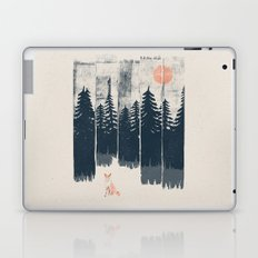 A Fox in the Wild... Laptop & iPad Skin