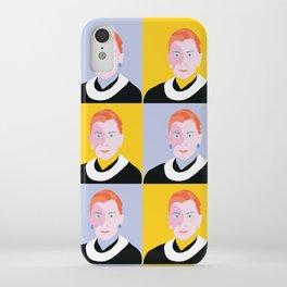 Ruth Bader Ginsberg Pop Art  iPhone Case