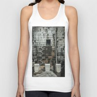 industrial Tank Tops featuring Industrial  by Novella Photography