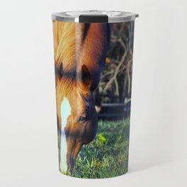 Hero's Field Travel Mug