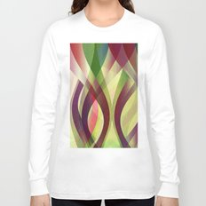 Abstract background G141 Long Sleeve T-shirt